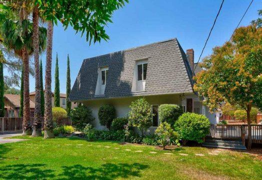 106 N Springer RD, LOS ALTOS, California 94024